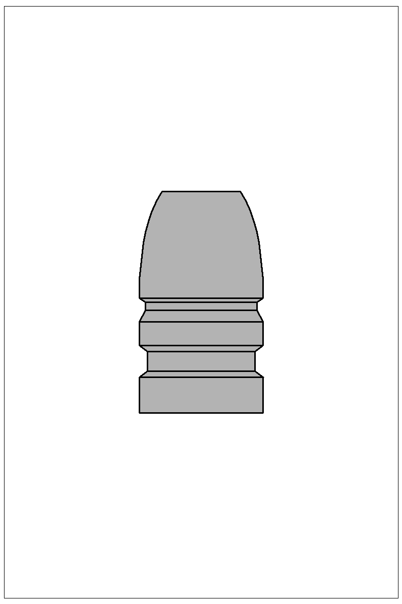 Filled view of bullet 31-105C.