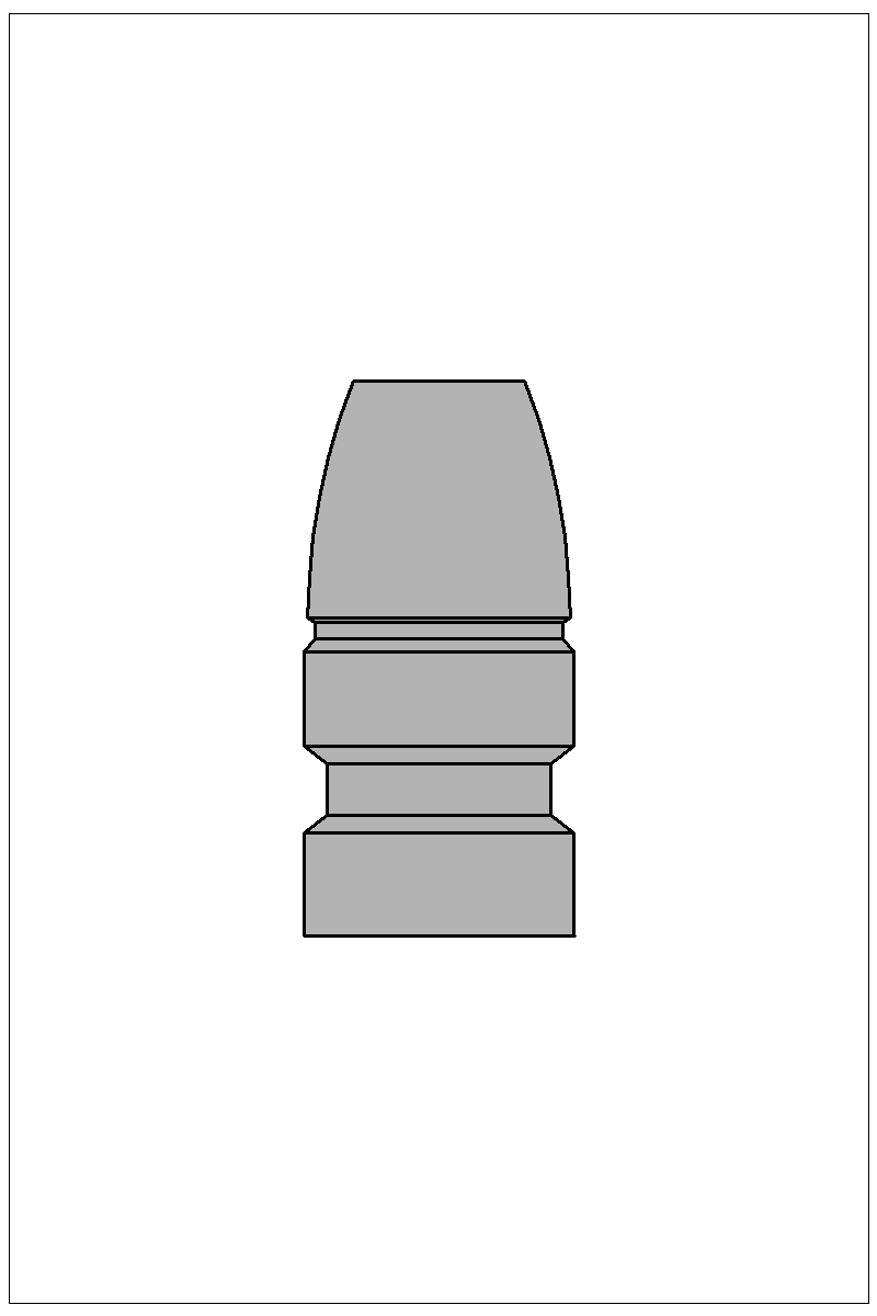 Filled view of bullet 31-118B.
