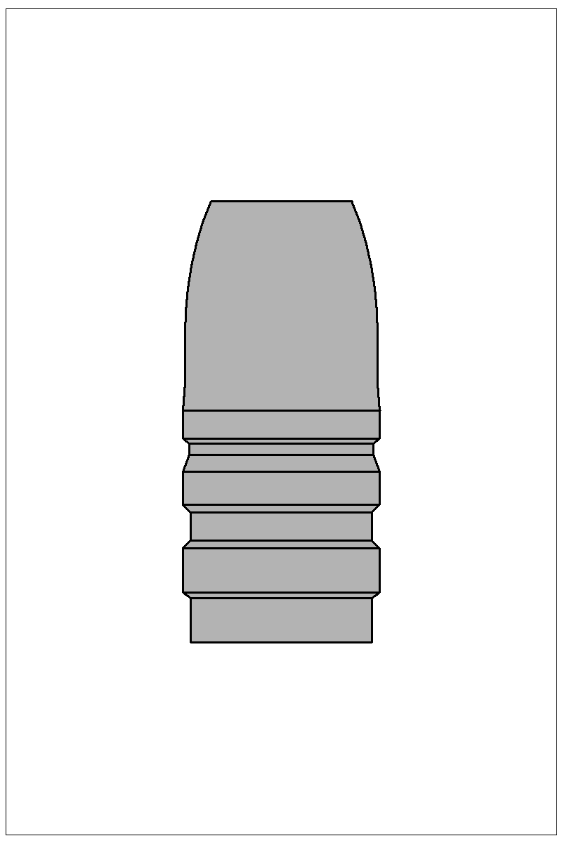 Filled view of bullet 36-200A.