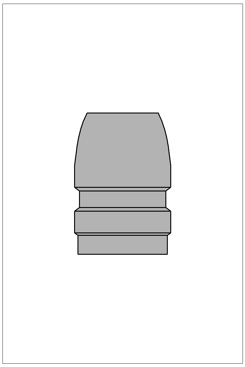 Filled view of bullet 40-190B.