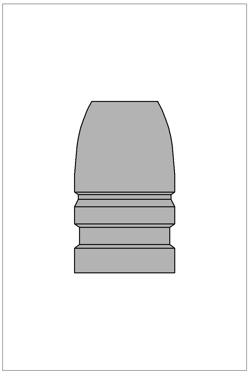 Filled view of bullet 41-225C.