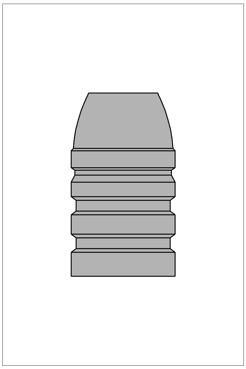 Filled view of bullet 43-270T.