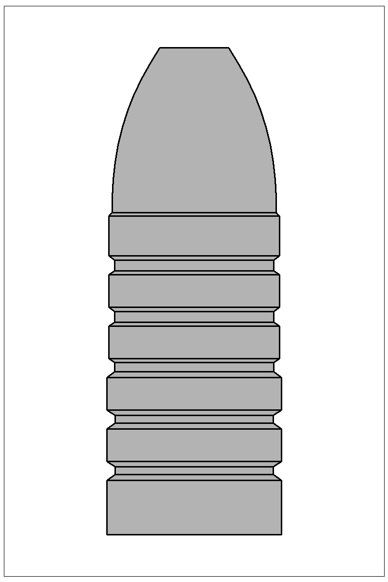 Filled view of bullet 46-485B.