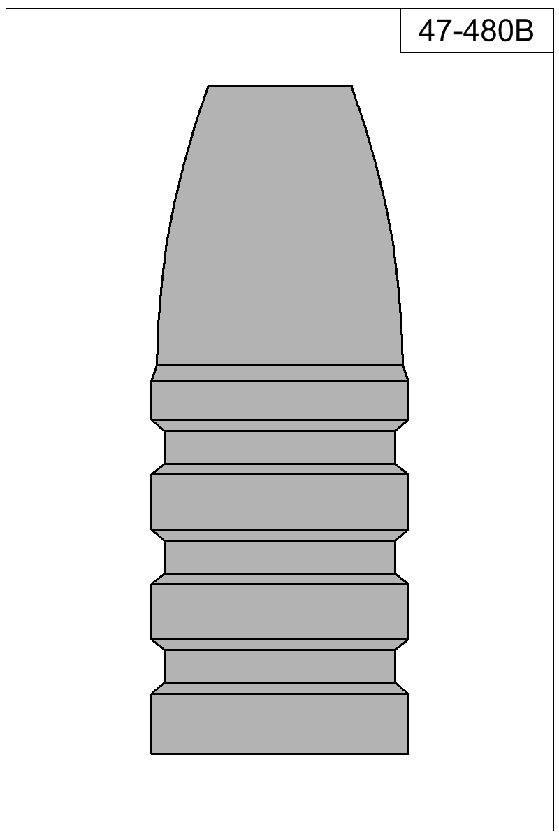 Filled view of bullet 47-480B.