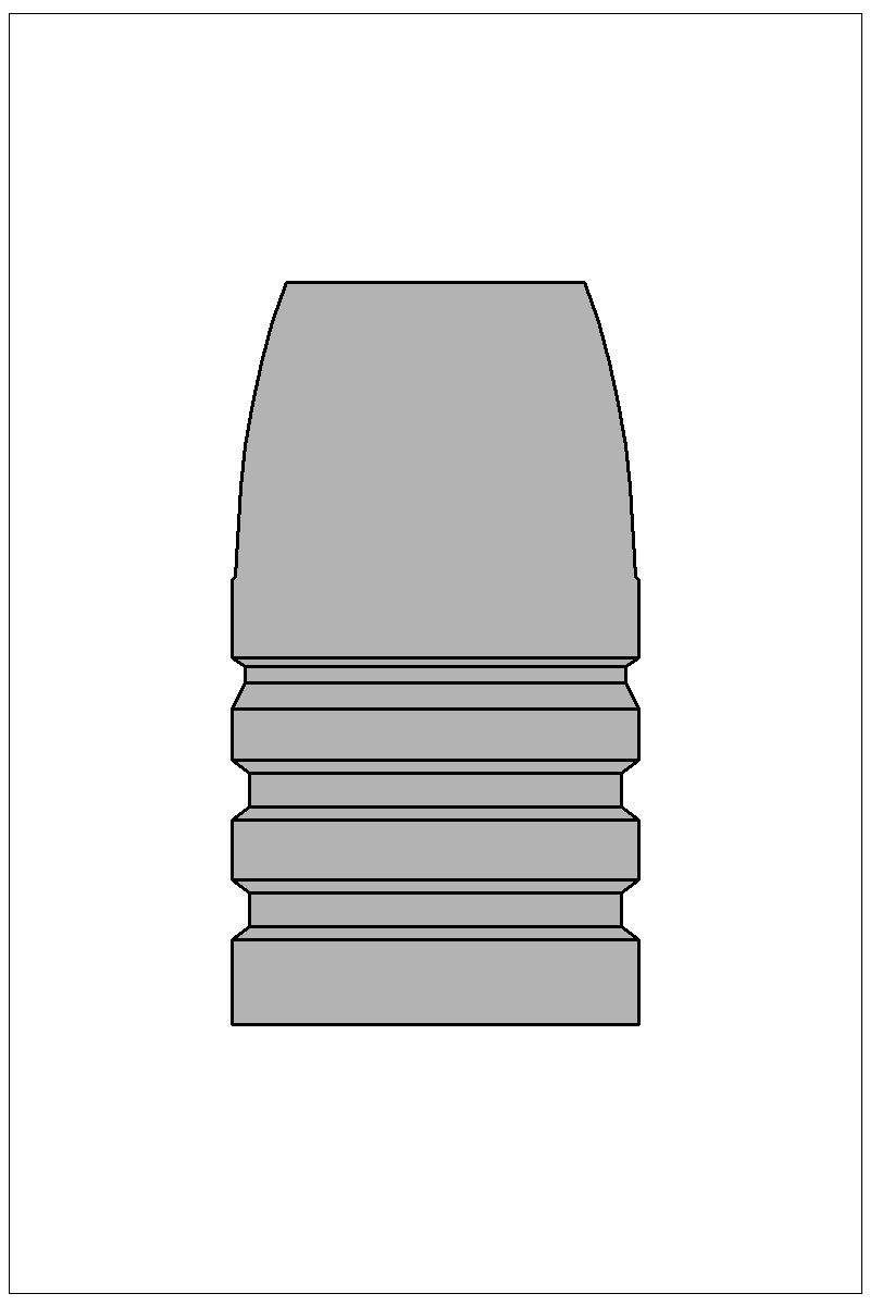 Filled view of bullet 48-385A.