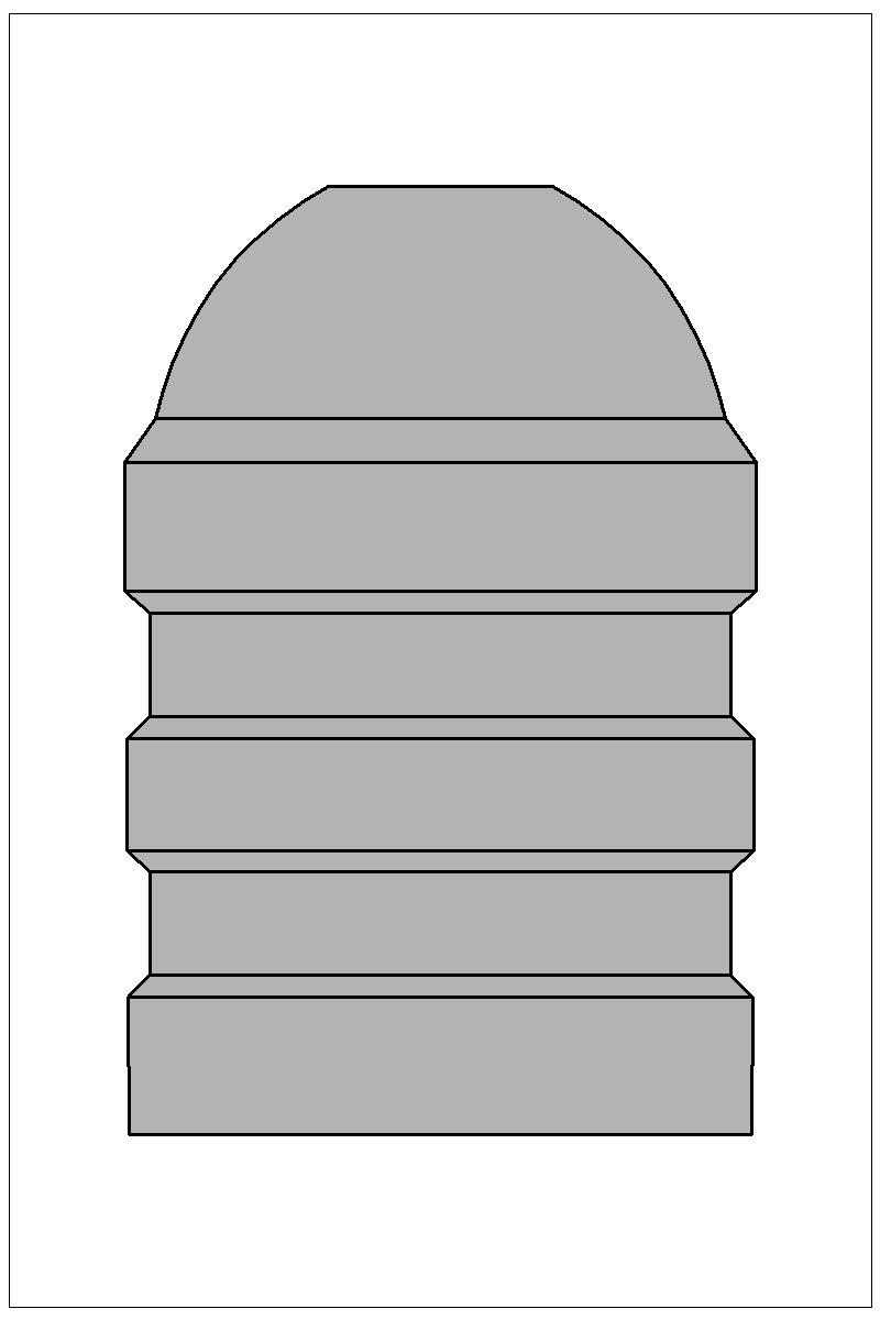 Filled view of bullet 73-1050.