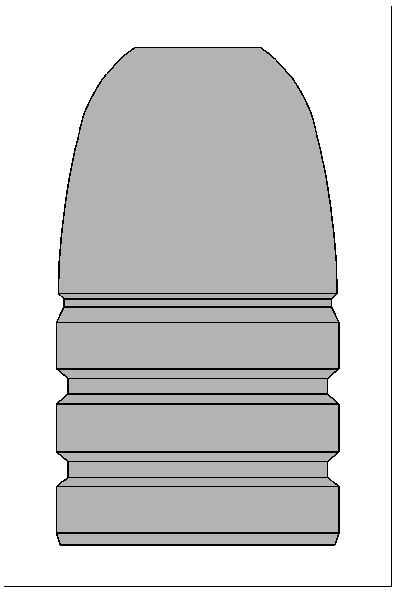Filled view of bullet 73-1275.